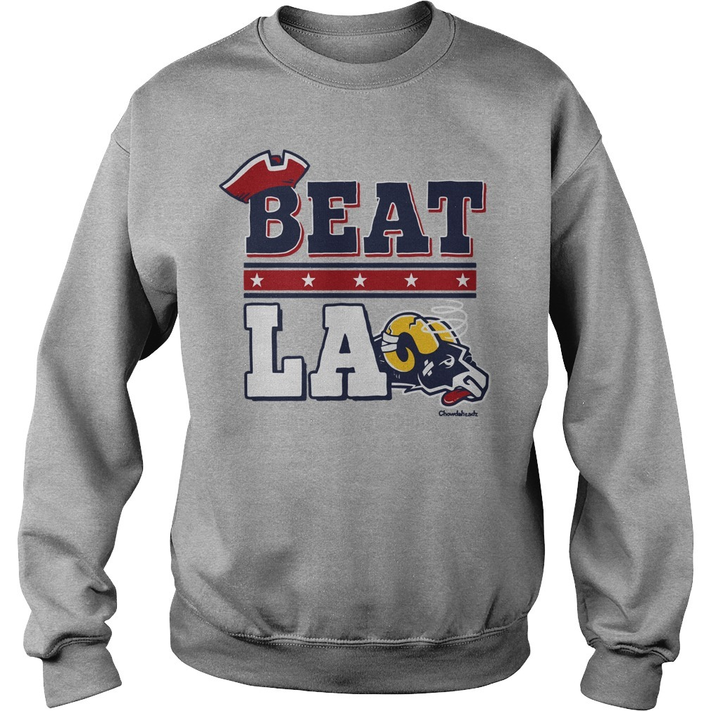Beat La New England Patriots Sweater