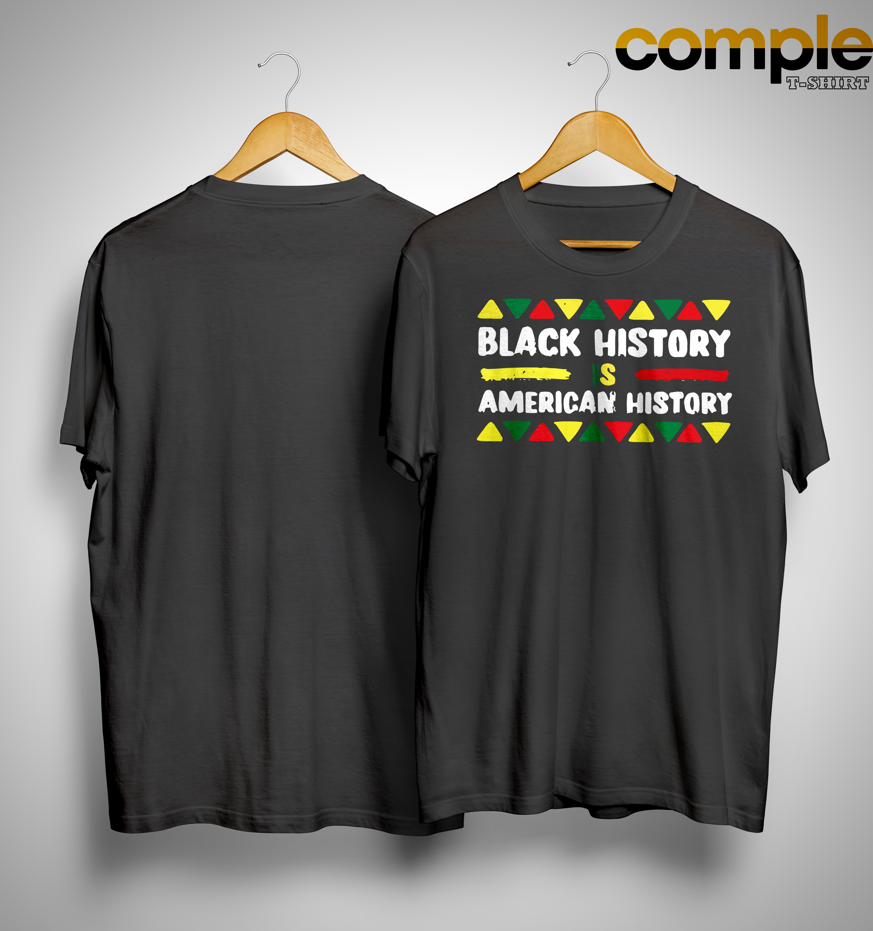 Black History Is American Month African Shirt