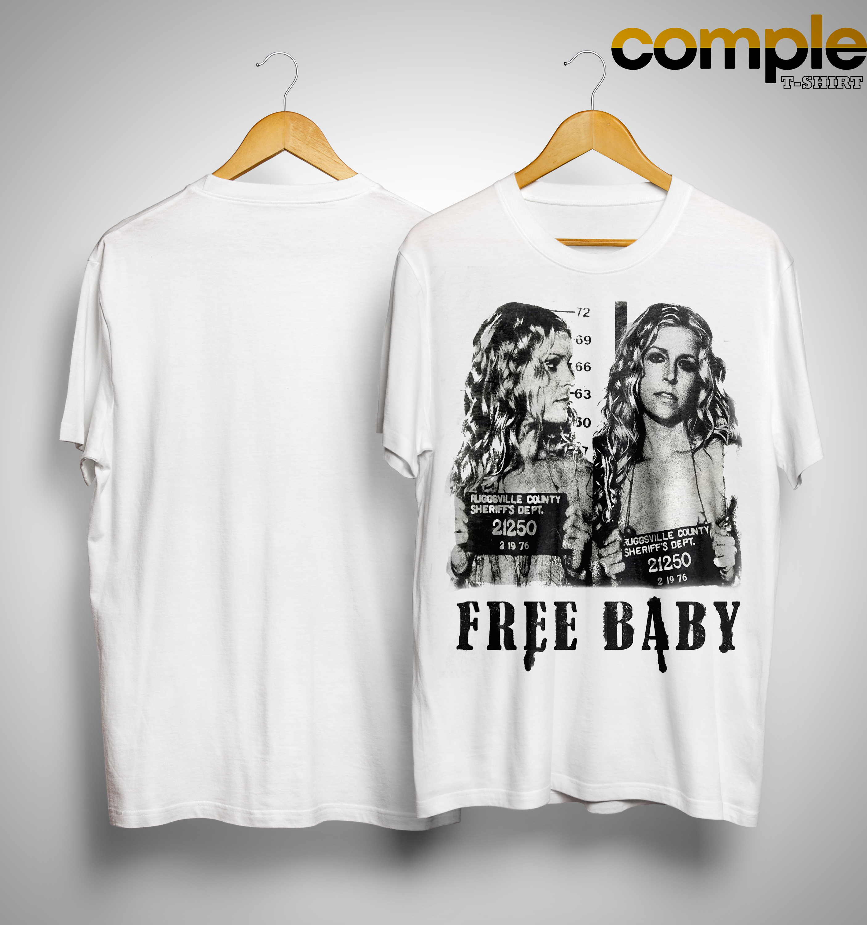 Free Baby T Shirt 3 From Hell