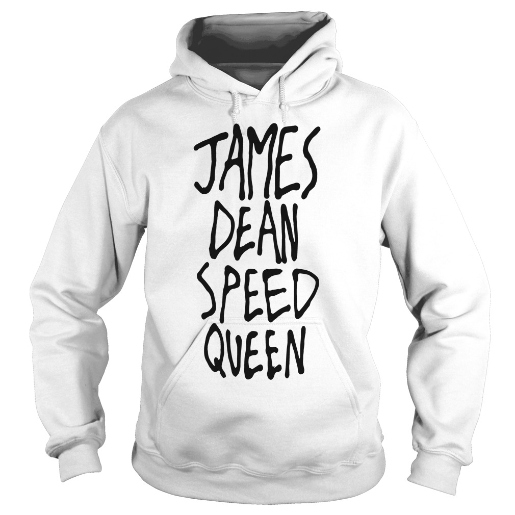 James Dean Speed Queen Hoodie
