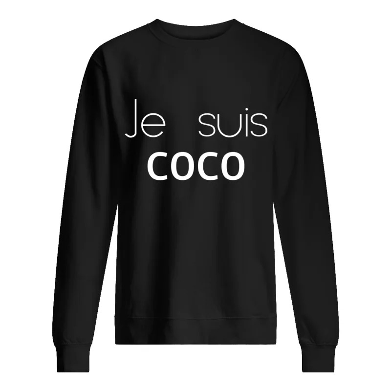Je Suis Coco Sweater