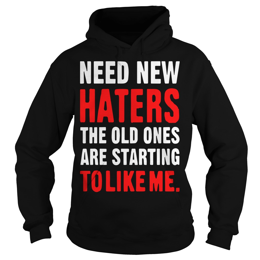 Jung Kook Need New Haters The Old Ones Are Starting To Like Me Hoodie