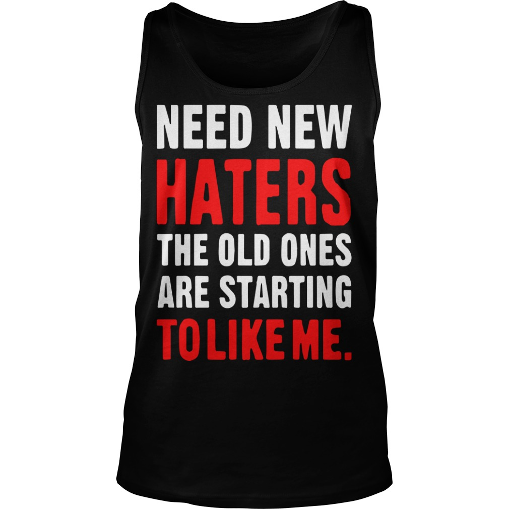 Jung Kook Need New Haters The Old Ones Are Starting To Like Me Tank Top