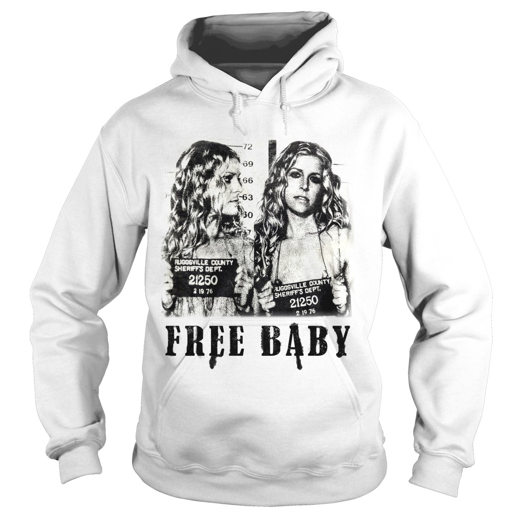 Rob Zombie's Three From Hell Free Baby Hoodie