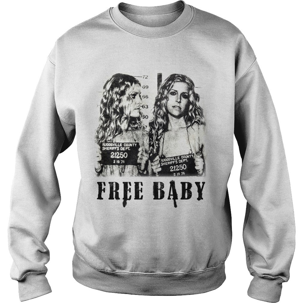 Rob Zombie's Three From Hell Free Baby Sweater