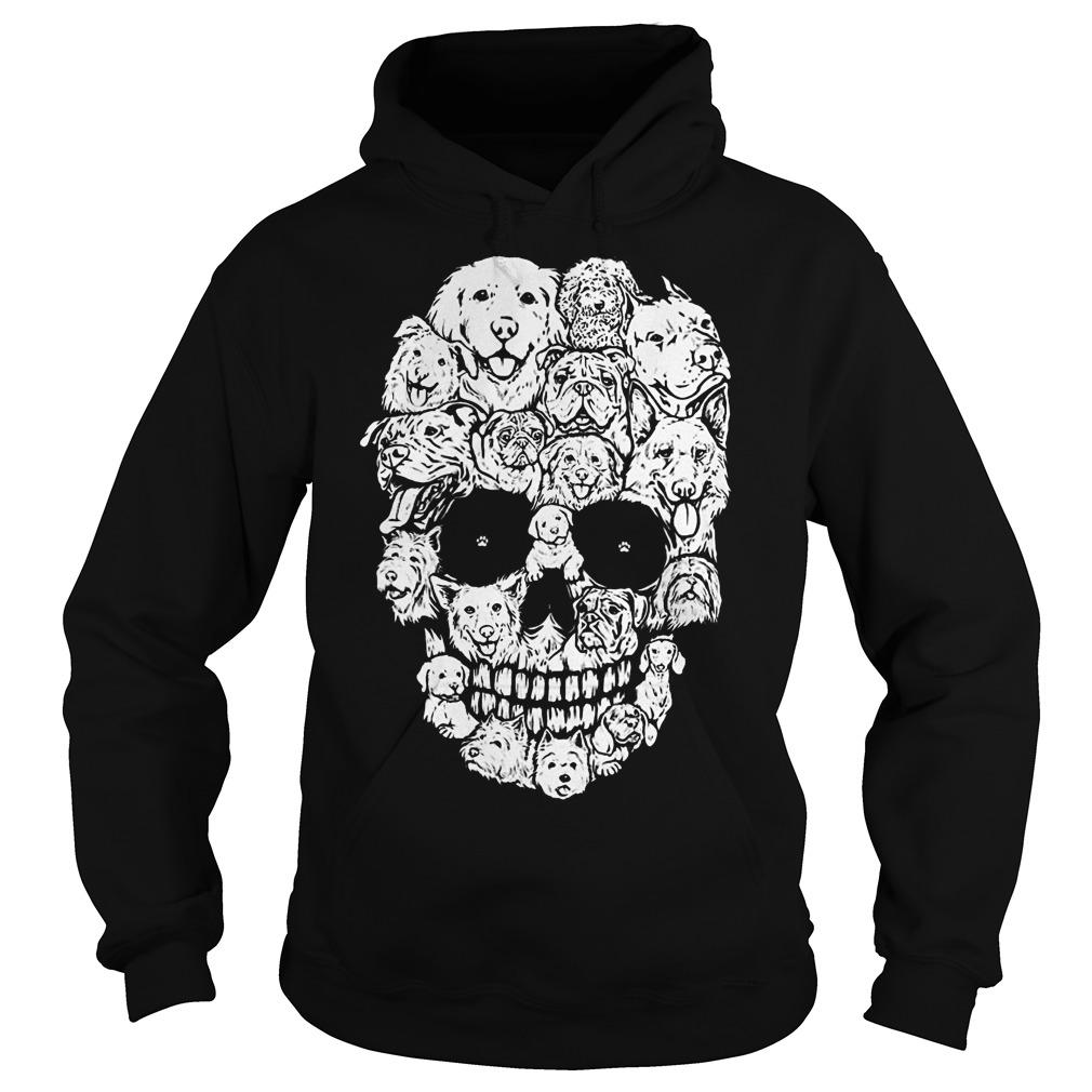 Skull Dogs Hoodie