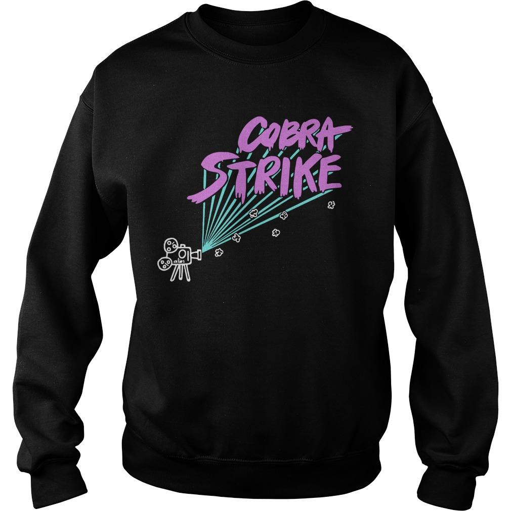Walking Dead Cobra Strike Sweater