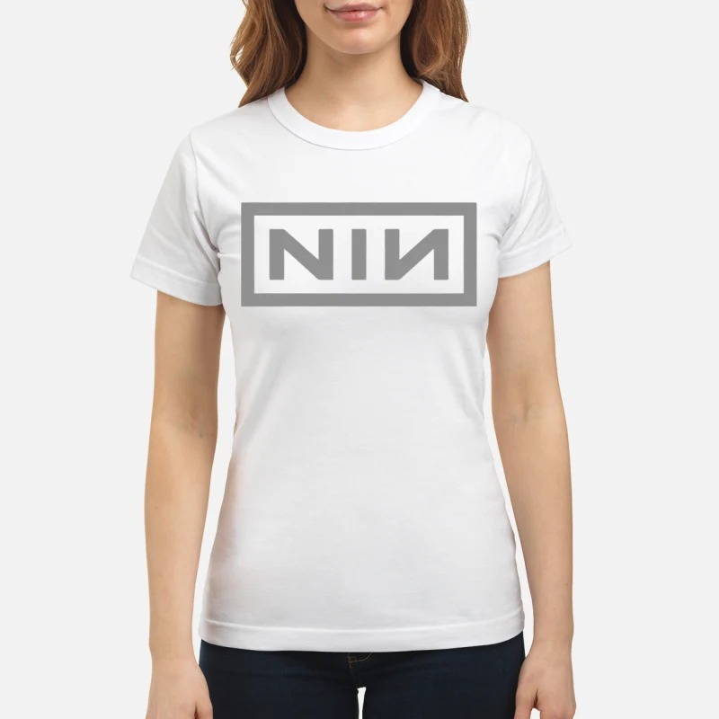 Carol Danvers Captain Marvel's Nin Logo Ladies Shirt