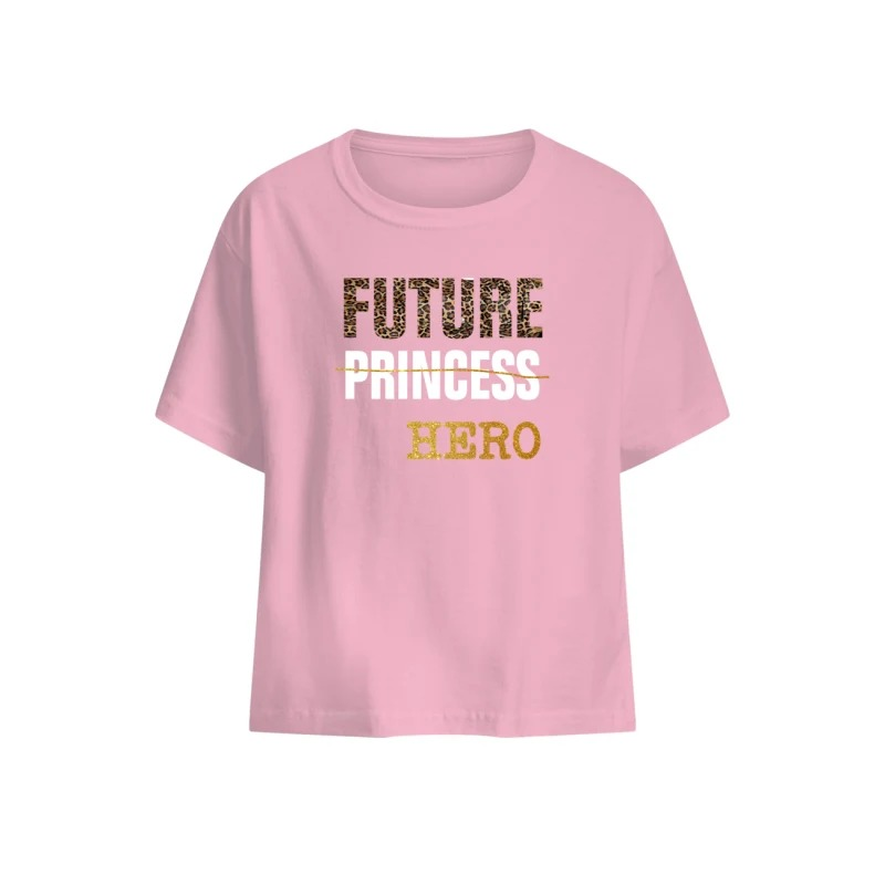 Future Princess Hero Baby Shirt