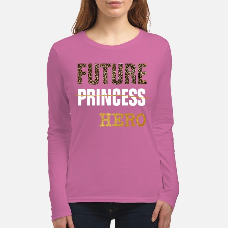 Future Princess Hero Longsleeve Tee
