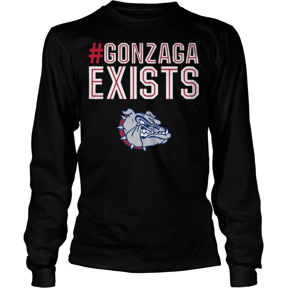 Jimmy Kimmel Gonzaga Exists Shirt