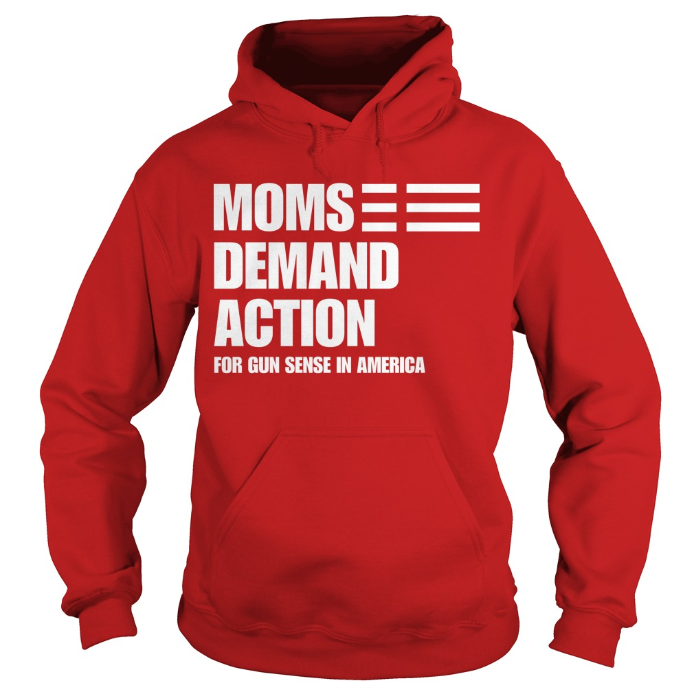 Sen.halloran Moms Demand Action For Gun Sense In America Hoodie