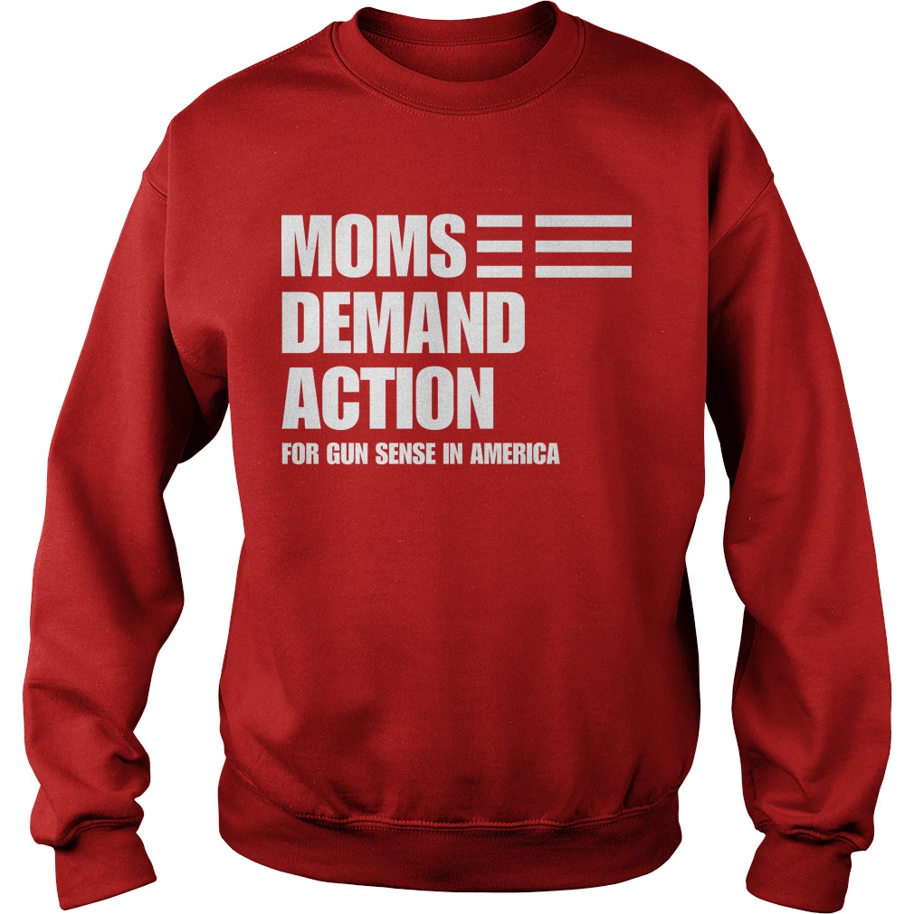 Sen.halloran Moms Demand Action For Gun Sense In America Sweater
