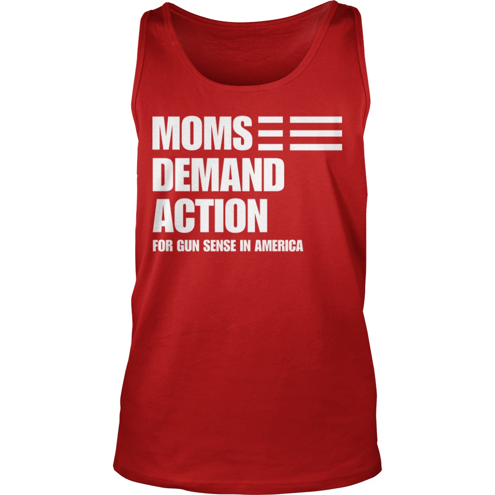 Sen.halloran Moms Demand Action For Gun Sense In America Tank Top