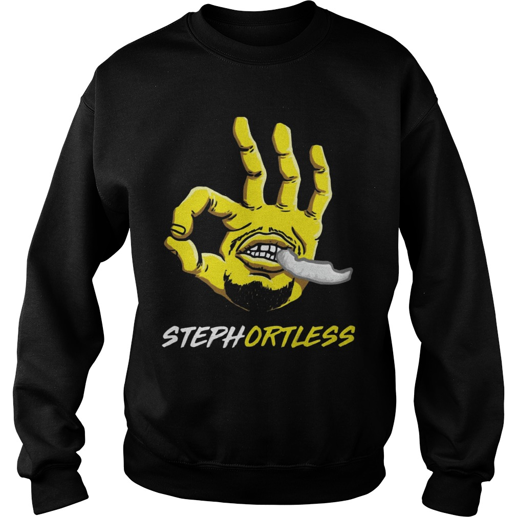 Steph Curry Stephortless Shirt