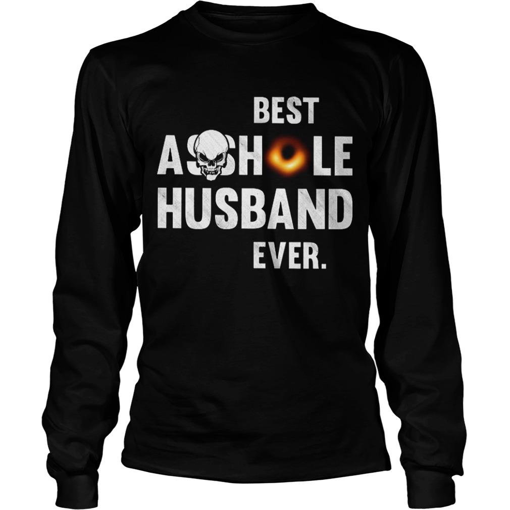 Black Hole Eht Best Asshole Husband Ever Shirt
