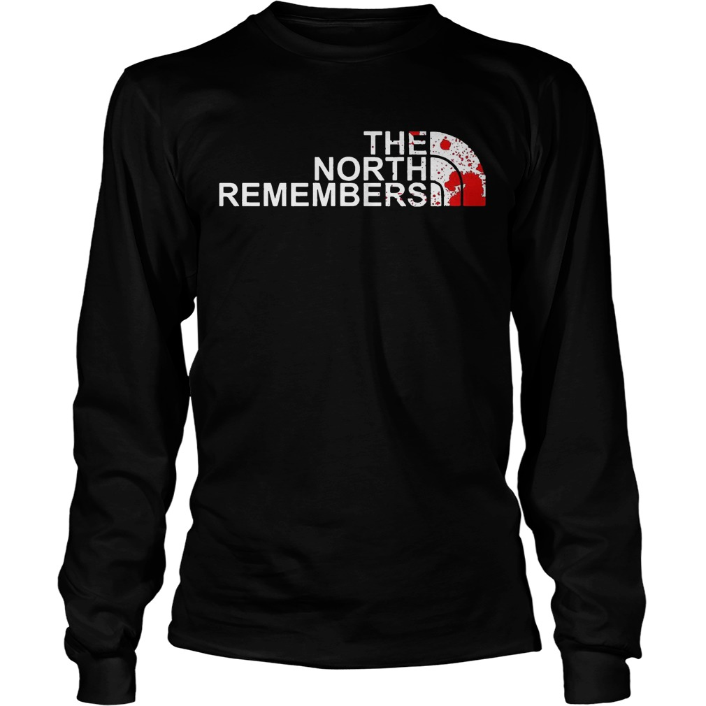 Game Of Thrones The North Remembers Shirt