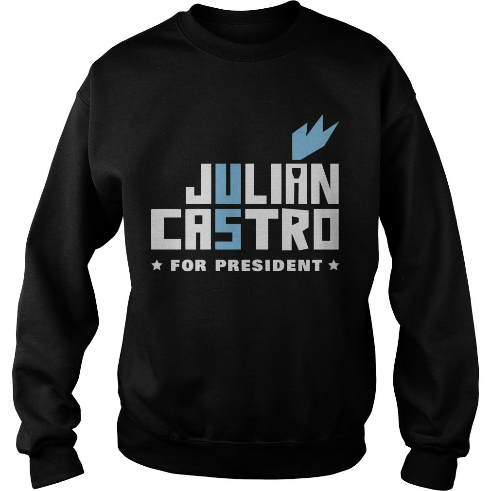 Julian Castro For President Shirt
