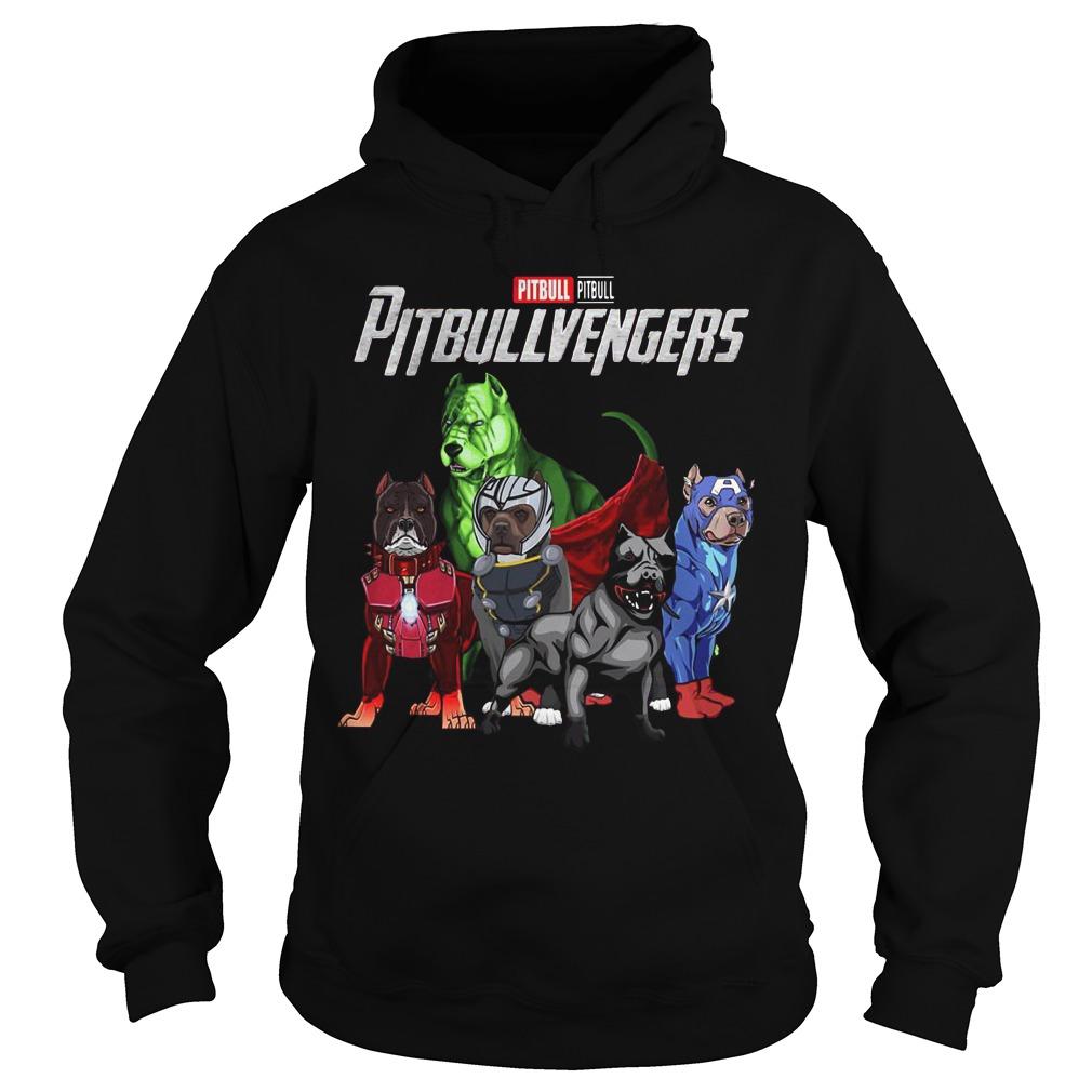 Pitbull Pitbullvengers Shirt