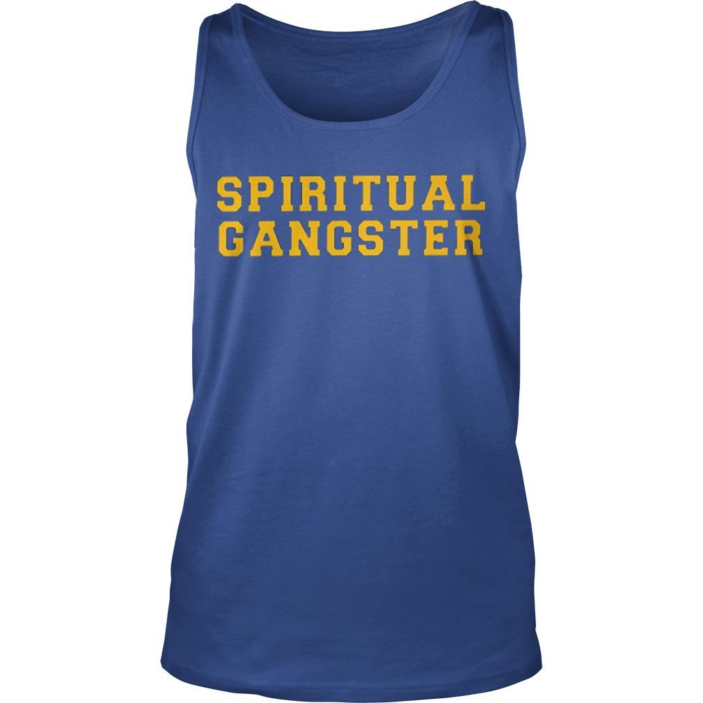 Steve Kerr Spiritual Gangster Shirt