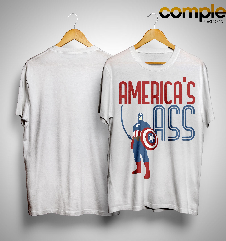 America's Ass Shirt