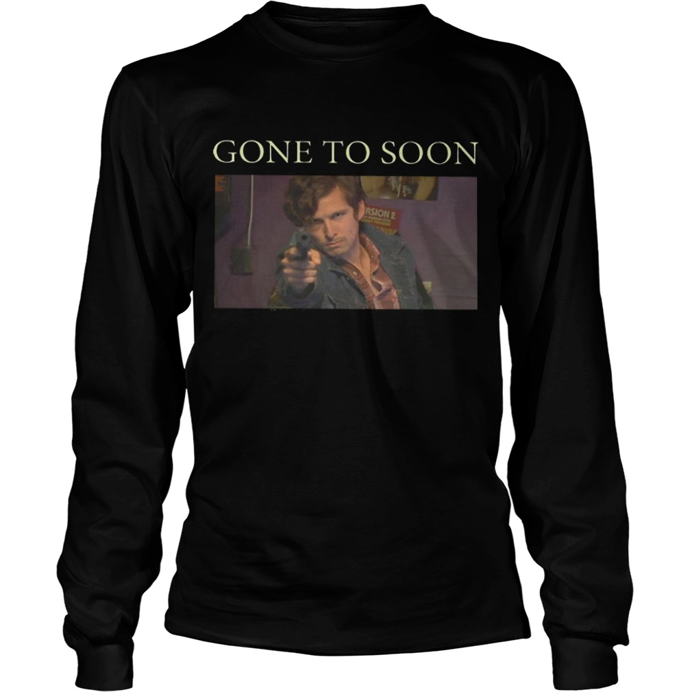 Eric Baudour Gone To Soon Shirt