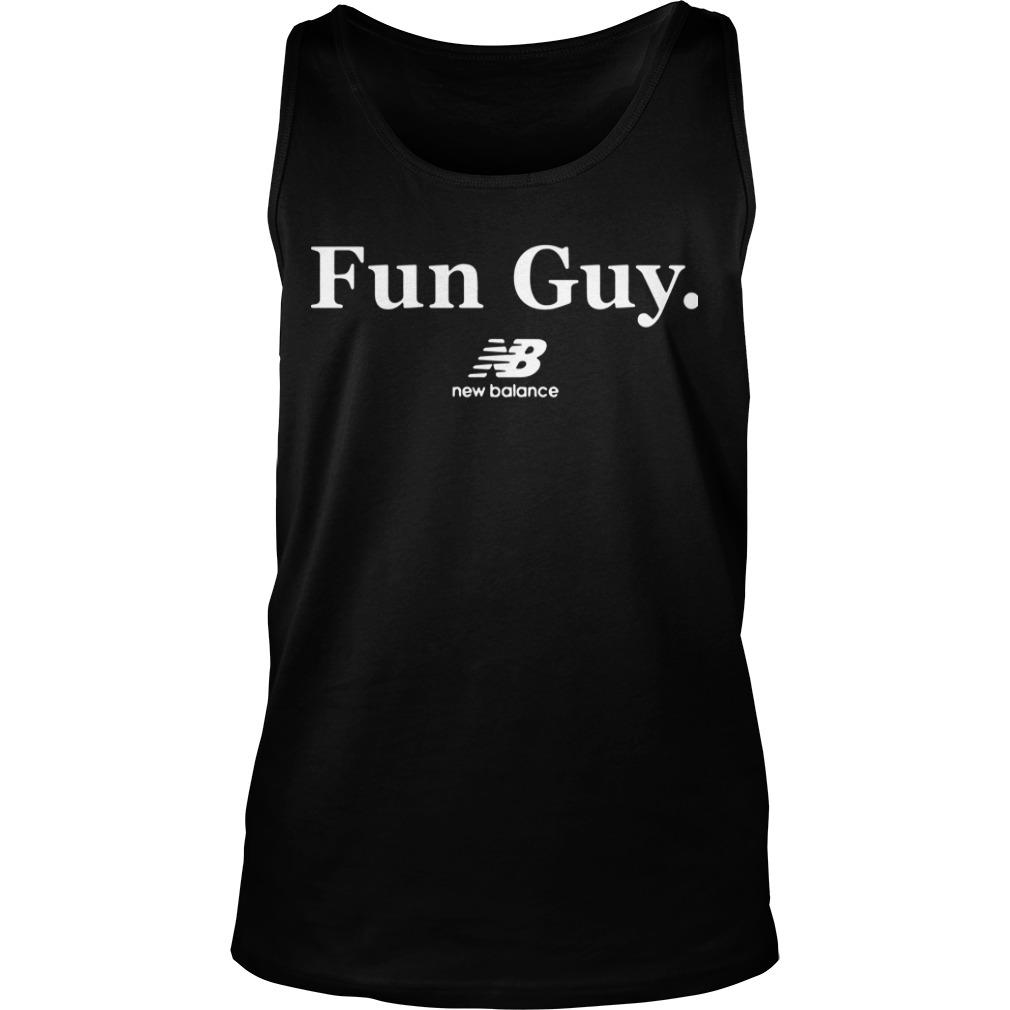 Kawhi Fun Guy Tank Top