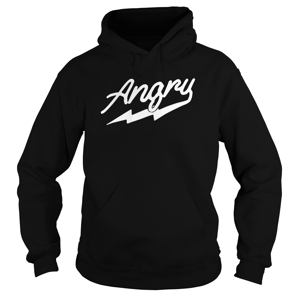 Ron Perlman Angry Hoodie