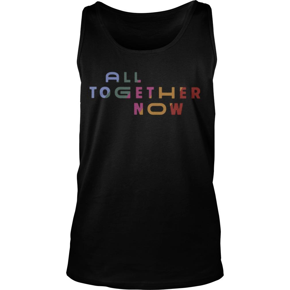 Starbucks Pride Shirt 2019 All Together Tank Top