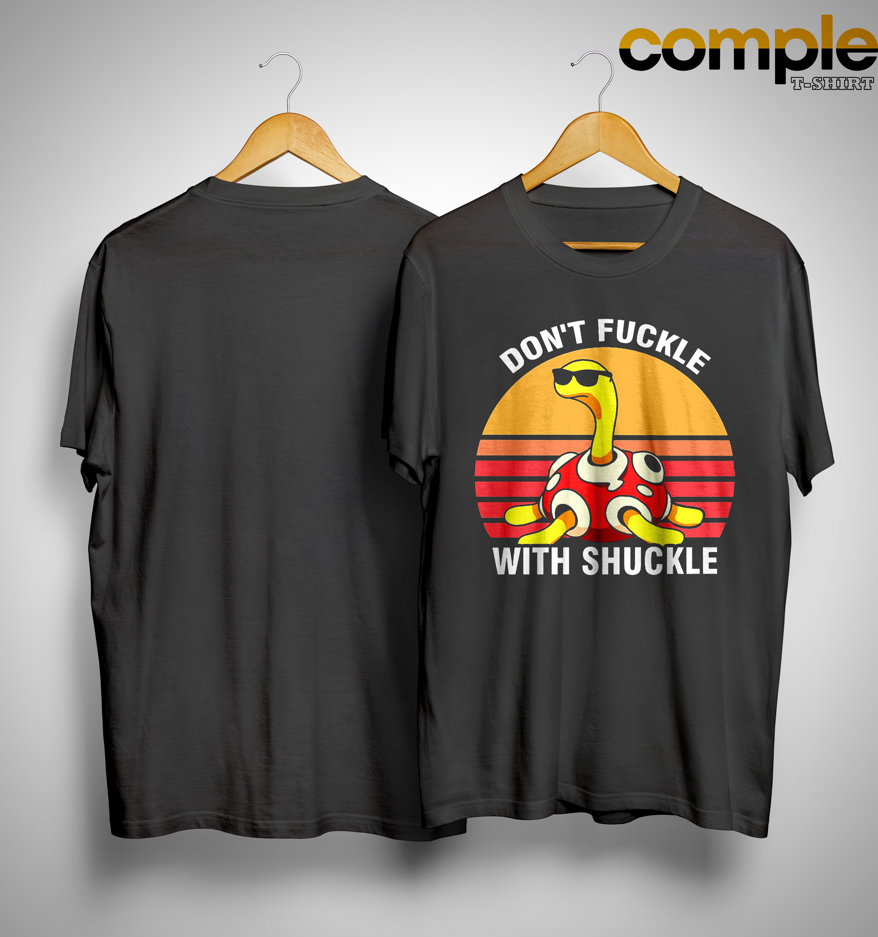 Sunset Vintage Tuttle Don't Fuckle With Shuckle Shirt