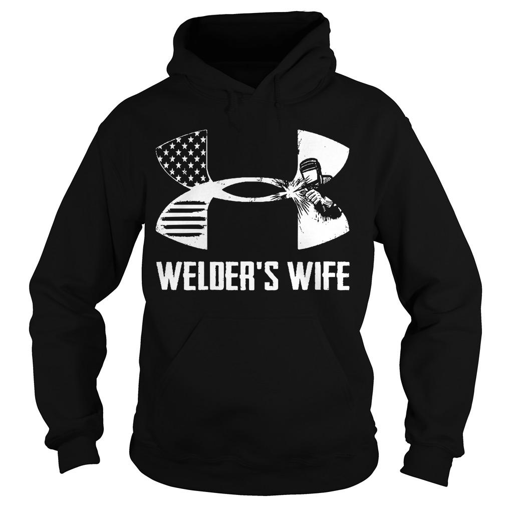 Under Armour Welder's Wife Hoodie