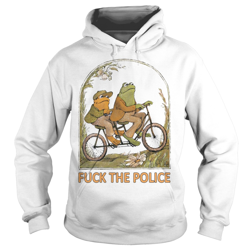 What I Ordered Vs What I Got China Frog And Toad Fuck The Police Hoodie