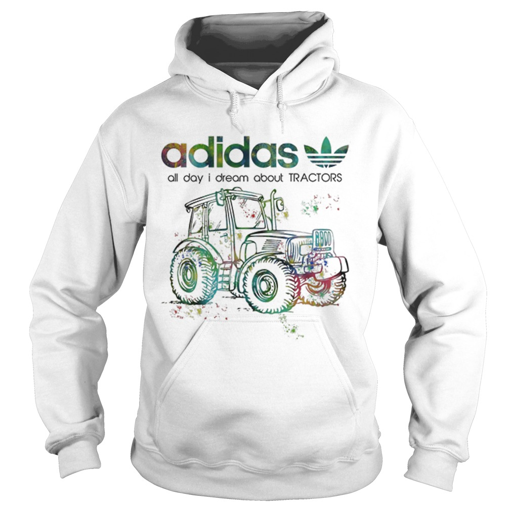 Adidas All Day I Dream About Tractors Hoodie
