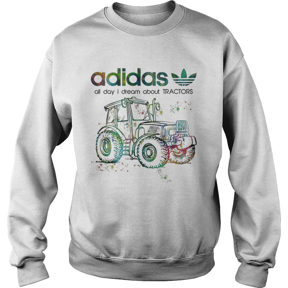Adidas All Day I Dream About Tractors Sweater