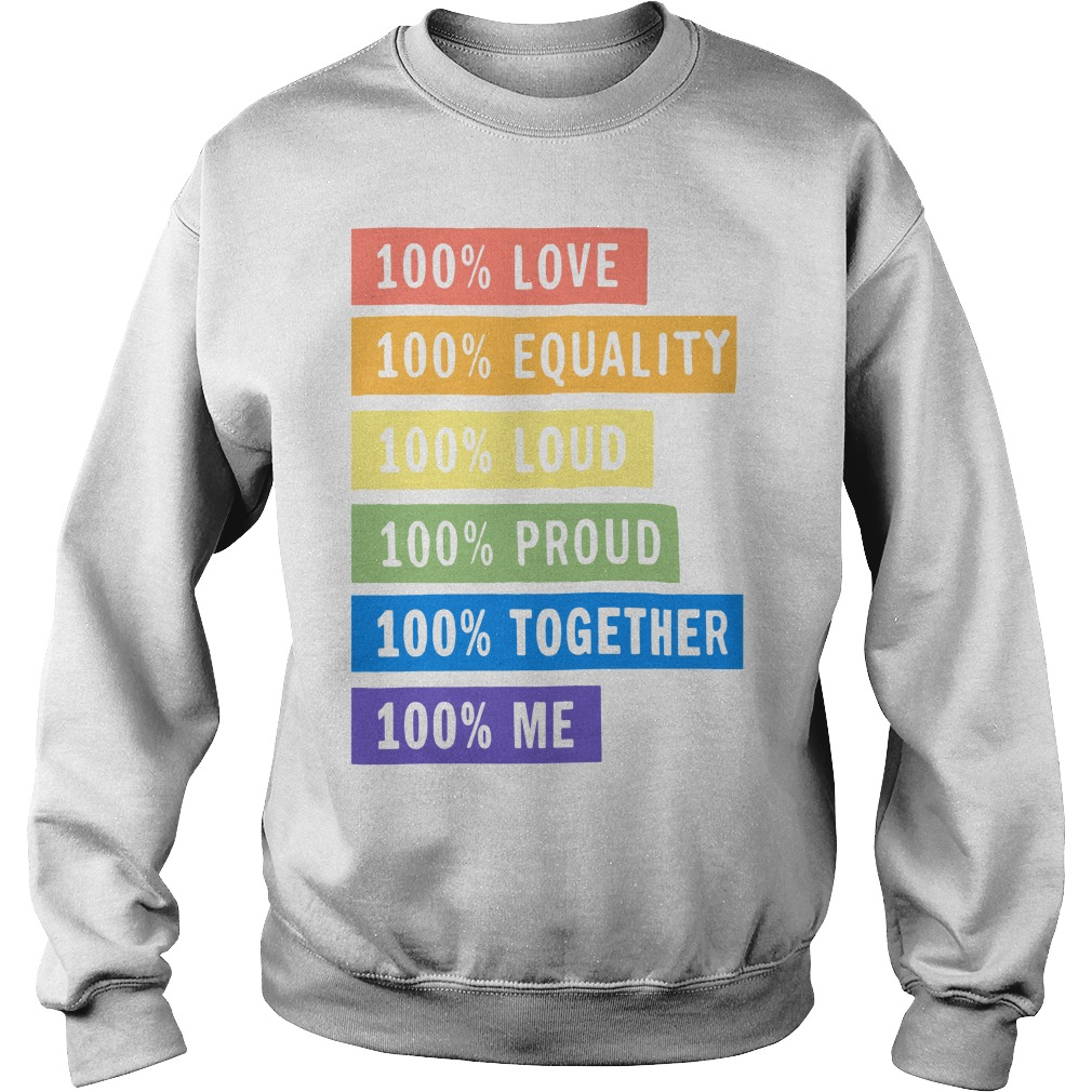 Brendon Urie Pride Sweater