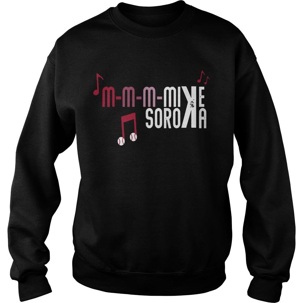 Choplanta M M M Mike Soroka Sweater
