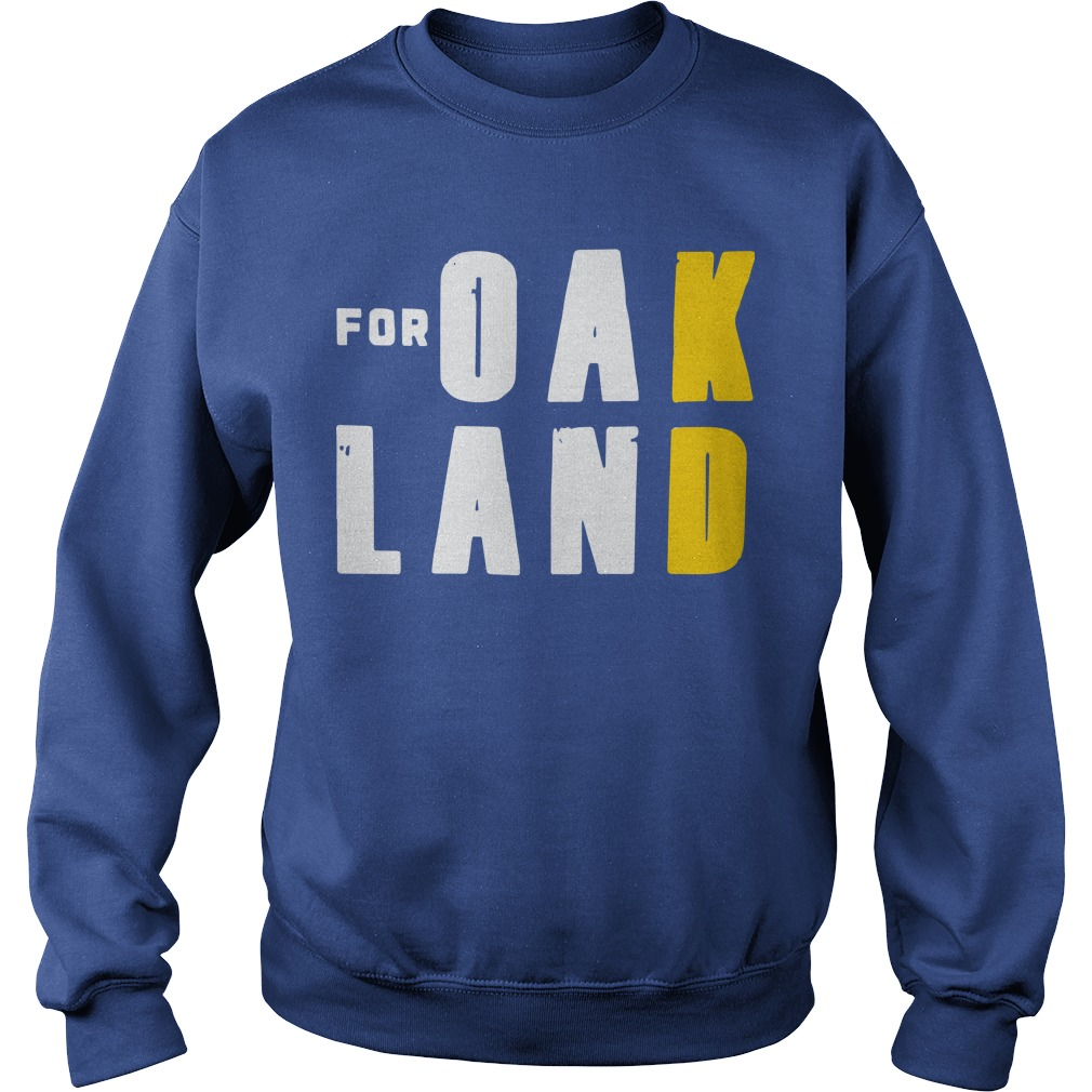 For Oakland Kd Sweater