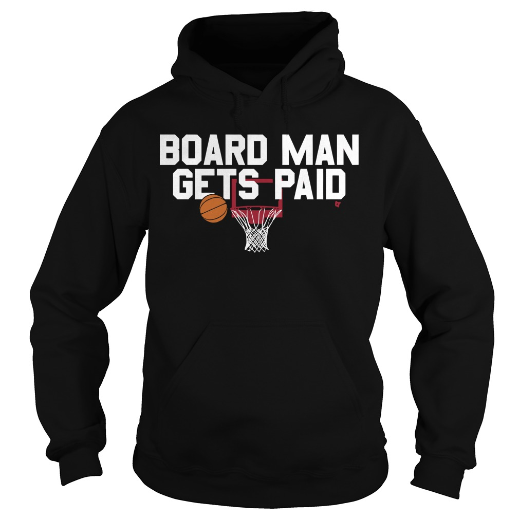 Kawhi Leonard Board Man Gets Paid Hoodie