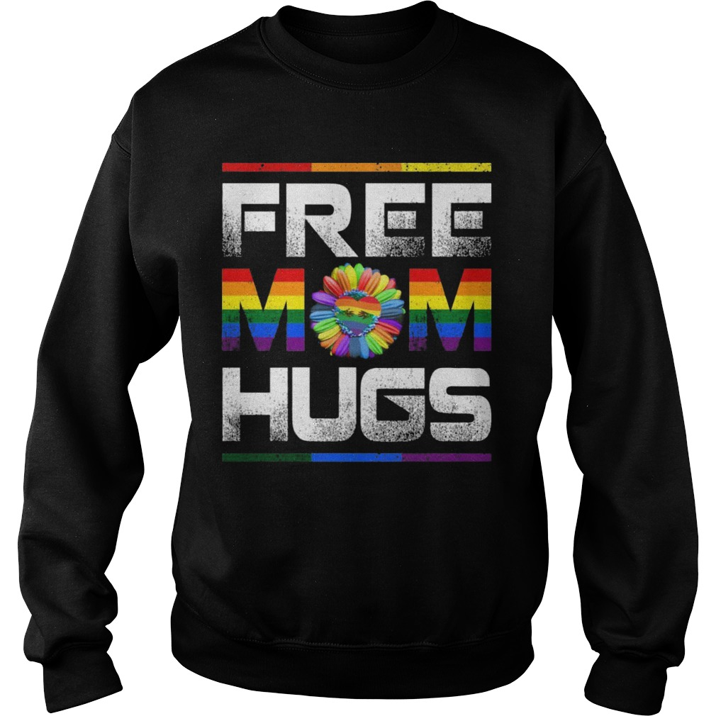 Lgbt Pride Month Free Mom Hugs Sweater