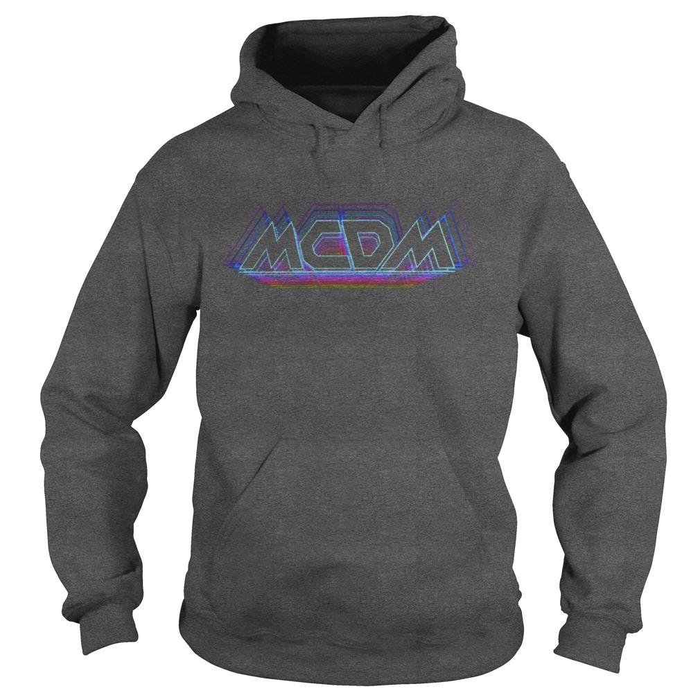 Mcdm 2019 Laser Hoodie
