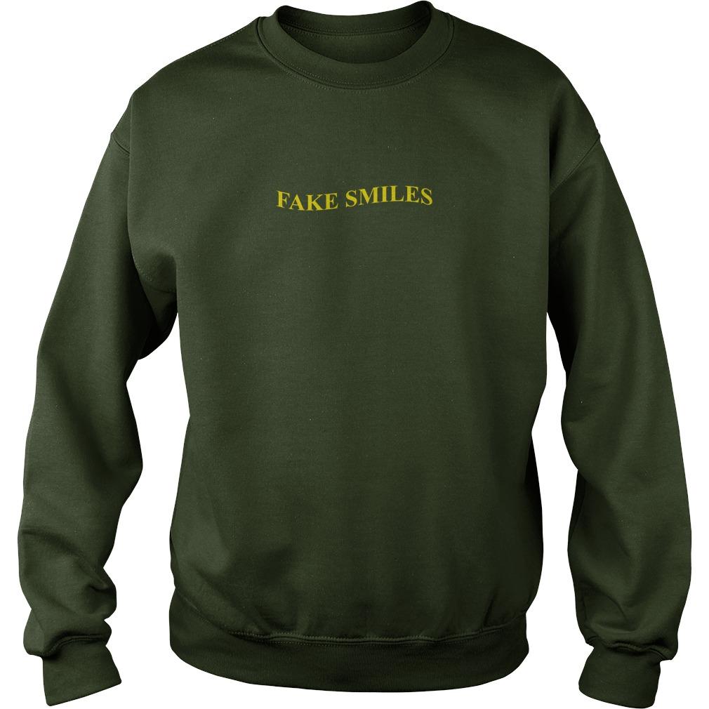 Phora Fake Smiles Lyrics Sweater