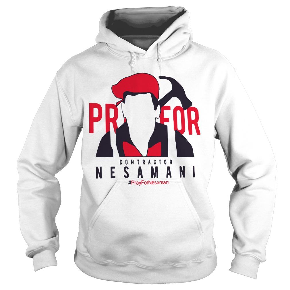 Pray For Nesamani Hoodie
