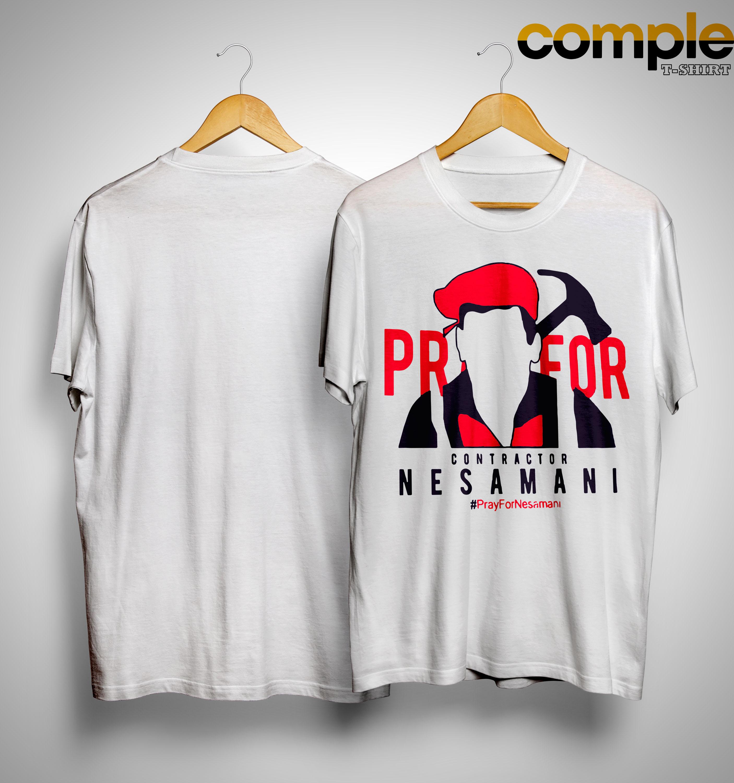 Pray For Nesamani T Shirt