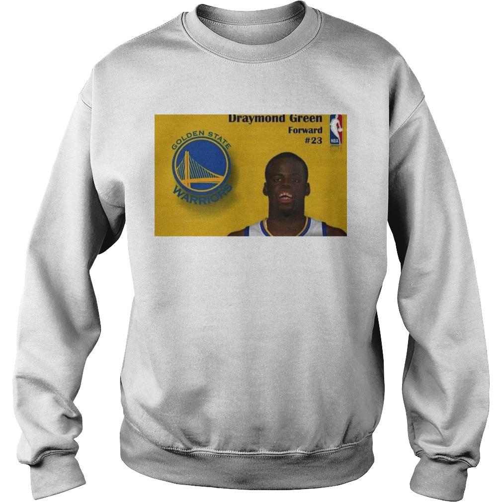 Raptors Fan Draymond Welvin Sweater