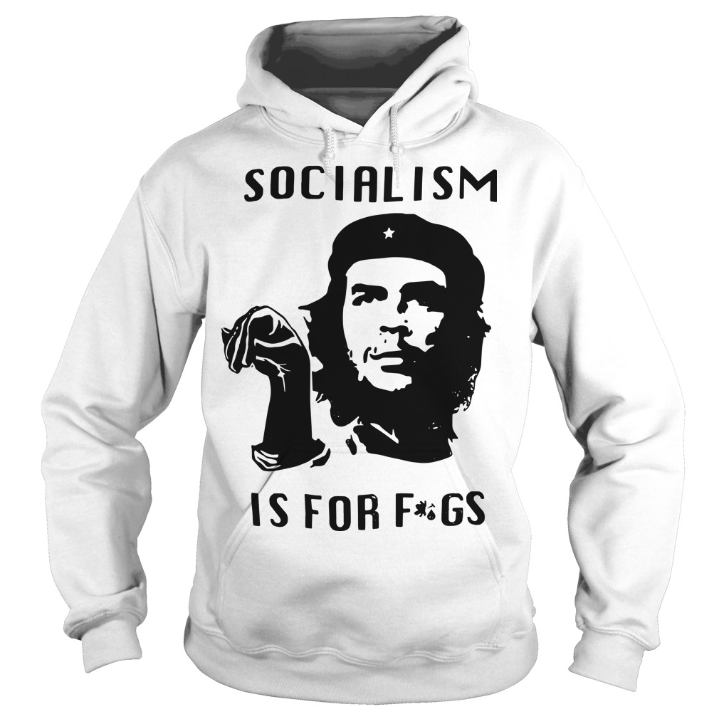 Steven Crowder Socialism Is For Fags Hoodie