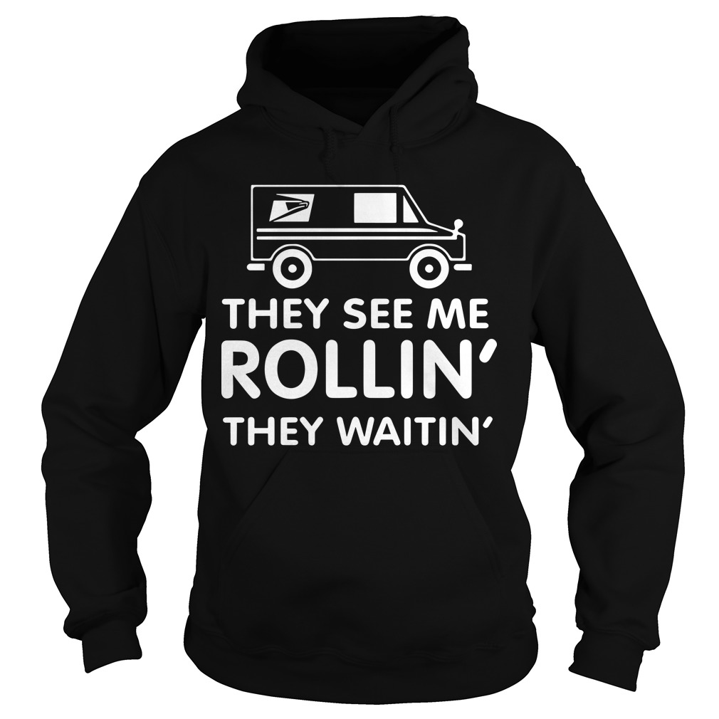 They See Me Rollin' They Waitin' Hoodie