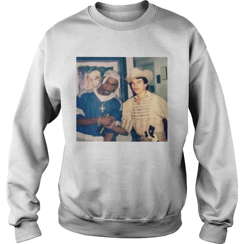 Tupac X Chalino Sweater
