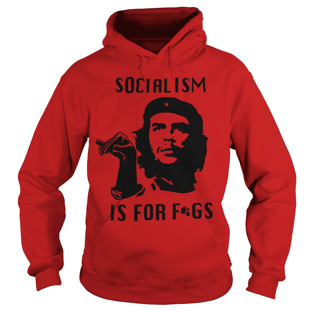 Youtube Steven Crowder Socialism Is For Fags Hoodie