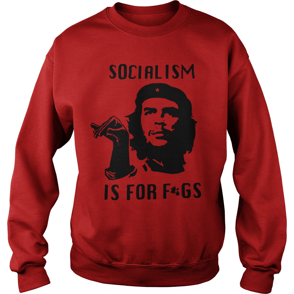 Youtube Steven Crowder Socialism Is For Fags Sweater