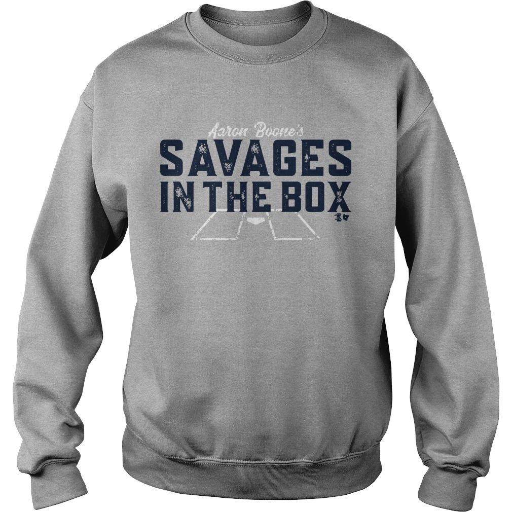 Aaron Boone Savages Sweater